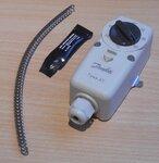 Danfoss 041E0000 AT Aanlegthermostaat range 30-90 C 120/230V