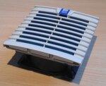 Rittal SK 3238.100 Luchtfilter Grijs 148.5x148.5 mm 230 V/AC Luchtstroom 66 m³/h