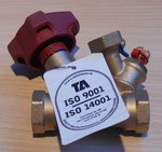 TA 52 151-620 strangregelafsluiter STAD PN20 3/4