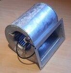 EBM Papst D2E133-DM47-01 ventilator, doorsnede 133mm, 230VAC