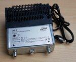 Astro  AL1 FC antenne versterker 47-862 MHz 20dB 214011 (nieuw)