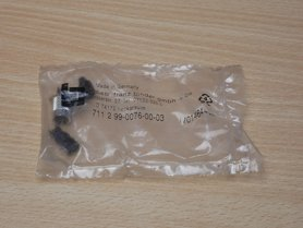 Binder 99-0076-00-03 Female Cable Mount Connector 711 Series M9