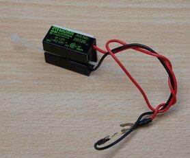 MURR 26120 suppressor voor contacten Diodecombinatie, 24 VDC, 25 W