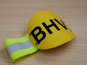 BHV armband (schildje) reflecterend