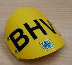 BHV/EHBO armband (schildje) reflecterend