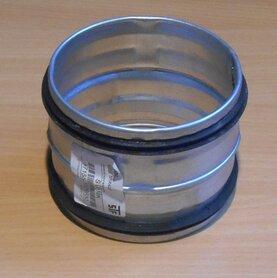 AIR Spiralo steekverbinding buis SV010K 100mm staal