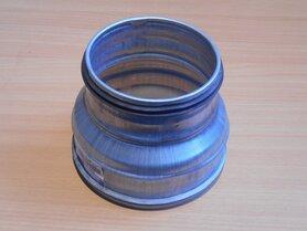 AIR Spiralo geperst buisverloop GV012.010K 100 x 125 mm