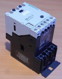 Moeller contact module SE1A-PKZ2 230V 50Hz, 240V 60Hz