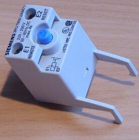 Siemens 3RU1900-2AM71 remote reset module 220-250V 50-60Hz DC