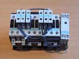 Siemens 18,5kW 24VDC sterdriehoekschakelaar 3RA1425-8XC21-1BB4
