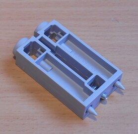 Eaton Moeller APH 143981 Afschermplaathouder dubbel standaard (19 stuks)