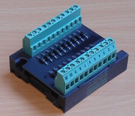 Murr Elektronik 60030 diode module DP 20/1300-1 P