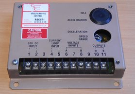 Governors America Corp Speed Ramping Control Module RSC671