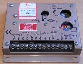 Governors America Corp speed control unit module ESD5500E