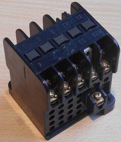 FUJI SRC 3631-5-1 magneetschakelaar 110/110-120V 30A