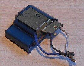 Bosch snelheidregelaar 220V 1607233008