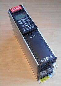 Danfoss VLT 5000 regelaar VLT5001PT5B20STR3DLF00A00C0 incl. LCP 5000 digital keypad 175Z0401