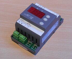 Johnson Controls MS2DR230T-1C 2-traps Regelaar 230Vac