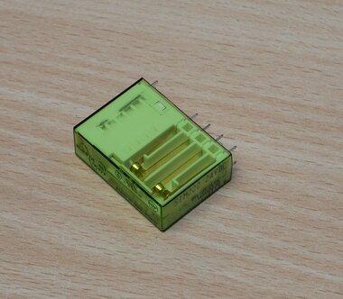Elesta SIM312 24VDC beveiligingsrelais 8A/250V relais H300111