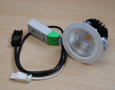 Bari PX1486587 DOWNLIGHT Mini DL LED 13W 3000K 50 ° 1480lm wit