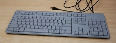 Dell KB212-PL 105 QuietKey USB Toetsenbord