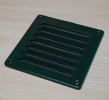 SENCYS 5285777 ventilatierooster zaans groen 155 x 155 mm