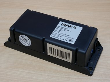 Linak CBD1P000200-39 2 channel actuator controler