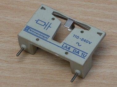 TELEMECANIQUE LA4 DA 1U 110-240V Coil Suppressor Module