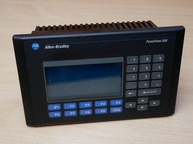 Allen Bradley 2711-K5A3 Panelview 550
