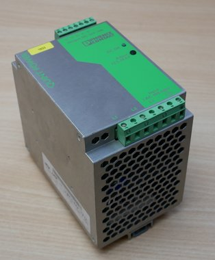 Phoenix Contact quint-PS-3x400-500ac/24DC/10 gelijkstroomvoedingseenheid 2938617