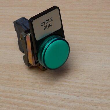 Telemecanique ZBV-B3 signaallamp LED groen