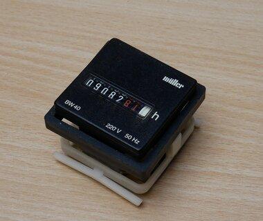 Muller BW40 230V50HZ urenteller BW40.18