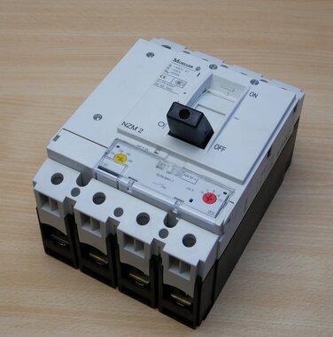 EATON NZMB2-4-A250 Vermogensschakelaar 4P 250A 265856