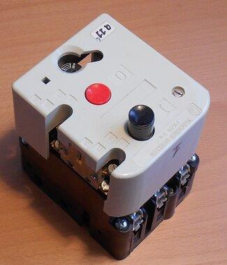 Klockner MoellerMotor StarterPKZM 3-u 16-25AMP