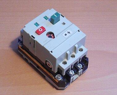 Klockner MoellerMotor StarterPKZM0 2,4