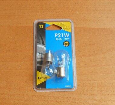 Cartec P21W knipperlicht 12V 21W