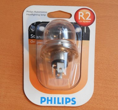 Philips Autolamp 12620 R2 40-45W