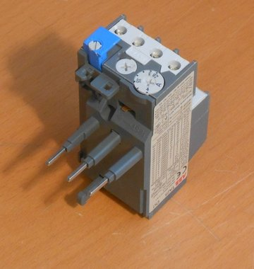 ABB thermisch relais TA25 DU 4 A Thermische overbelastingsrelais