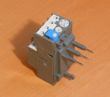 ABB thermisch relais TA25 DU 5 A (gebruikt) Thermische overbelastingsrelais