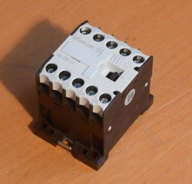 moeller magneetschakelaar DILEM-10 24v