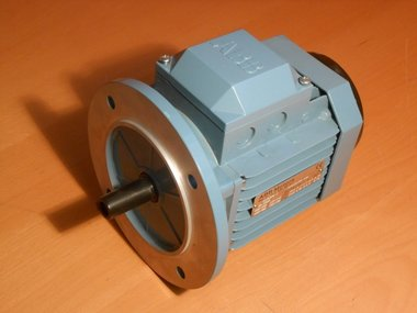 ABB Motors 3VGA081001-BSA inductiemotor