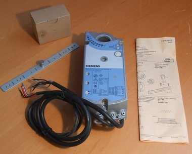 Siemens GBB166.1E servomotor