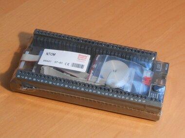 Staefa Control System NTOM output module