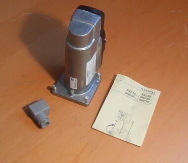 Siemens SKP15.000E2 gasmotor 230v
