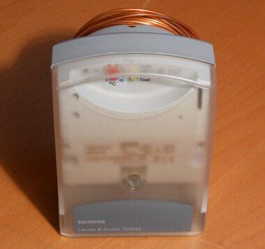 Siemens QAF64.6 vorstthermostaat