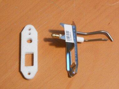 atag elektrode ontsteking s4297600