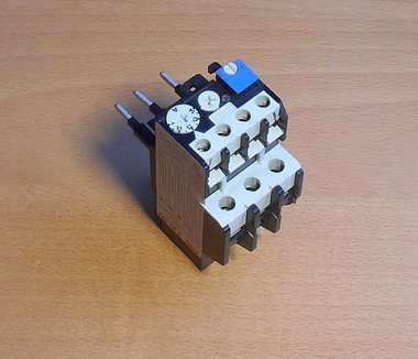 ABB Thermische overbelastingsrelais T25 DU 1-1,4A