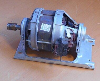 Siemens Bosch Waschmaschine Motor Selni U2.5045.01.M27R