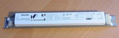 Philips HF-P 258 TLD EII 220-240V 50/60Hz voorschakelapparaat