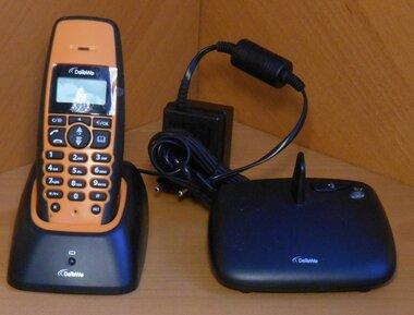 DeTeWe BeeTel 1000 Outdoor Draadloze DECT GAP Telefoon